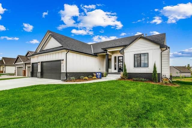 2722 N Eagle St, Wichita, KS 67226 (MLS #603431) :: Matter Prop