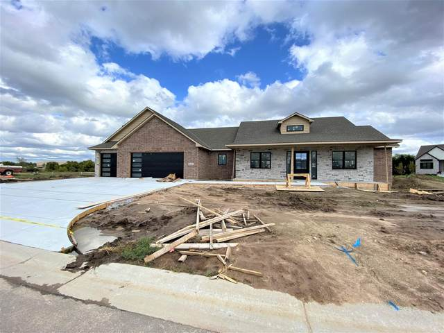 14112 E Willowgreen Ct, Wichita, KS 67230 (MLS #603433) :: Graham Realtors