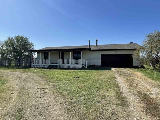 117 E 130th Ave N, Clearwater, KS 67026 (MLS #603434) :: Keller Williams Hometown Partners