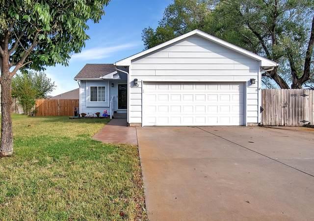 1142 W Vilm Dr, Wichita, KS 67217 (MLS #603437) :: Keller Williams Hometown Partners