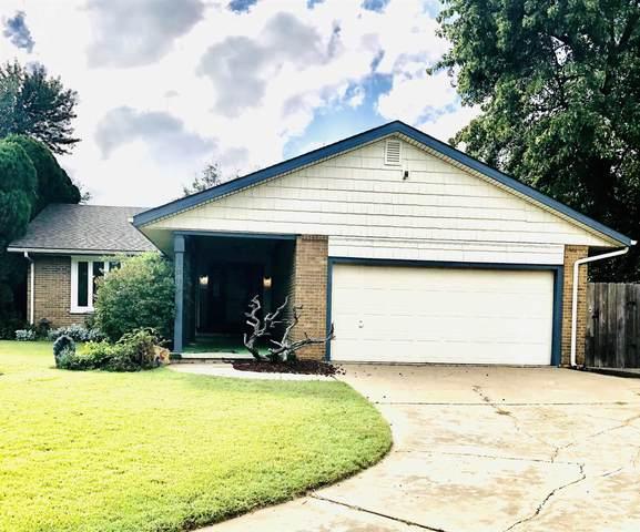 309 Peach Tree Ln, Haysville, KS 67060 (MLS #603440) :: Keller Williams Hometown Partners