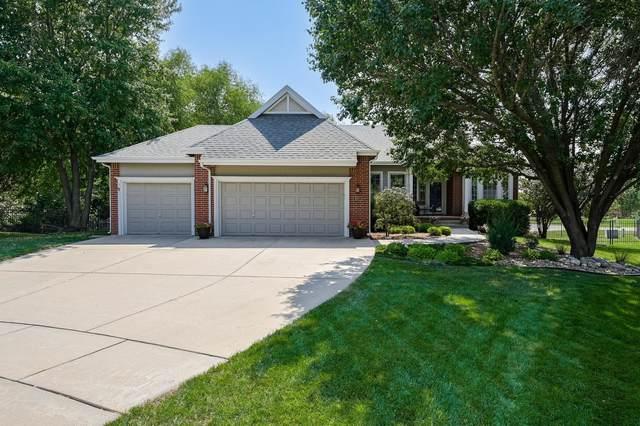 408 N Bridgefield Ct, Wichita, KS 67230 (MLS #603463) :: Matter Prop