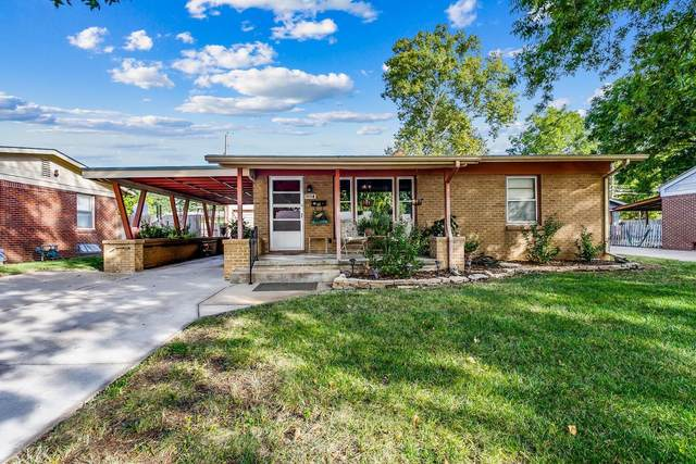 1116 E Alturas St, Wichita, KS 67216 (MLS #603464) :: Kirk Short's Wichita Home Team