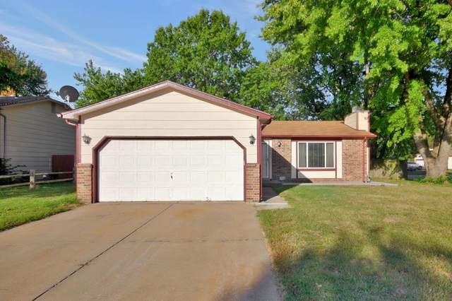 5505 S Emporia, Wichita, KS 67216 (MLS #603468) :: Keller Williams Hometown Partners