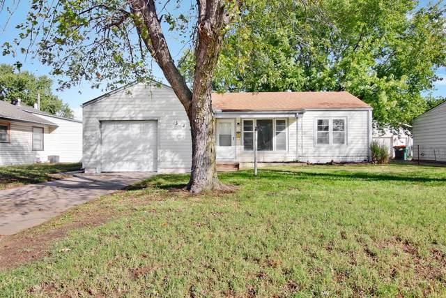 344 W 35th St S, Wichita, KS 67217 (MLS #603471) :: Pinnacle Realty Group