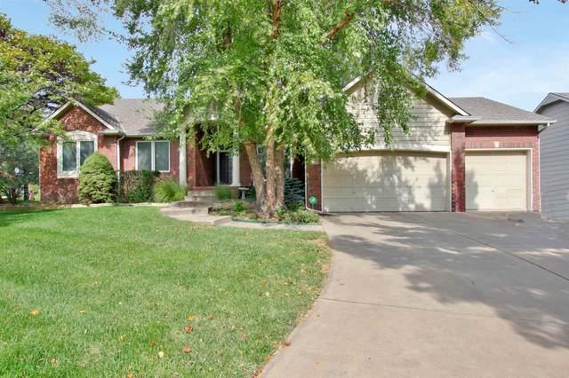 2926 N Spring Meadow St, Wichita, KS 67205 (MLS #603474) :: Graham Realtors