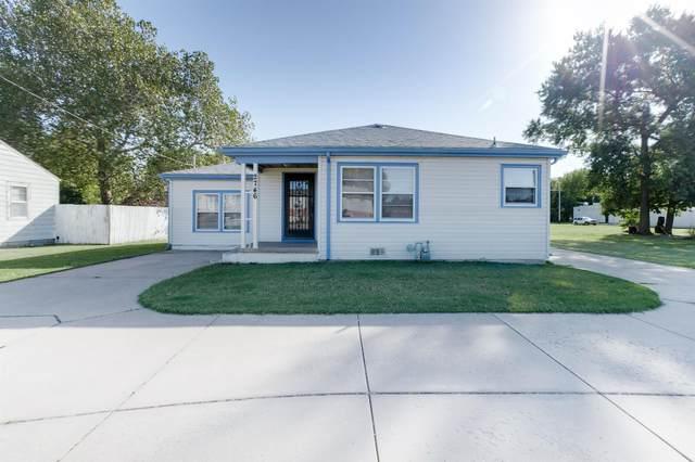 2746 N Amidon, Wichita, KS 67204 (MLS #603499) :: Pinnacle Realty Group