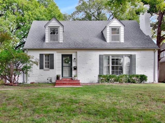 208 N Bleckley Dr, Wichita, KS 67208 (MLS #603502) :: Keller Williams Hometown Partners