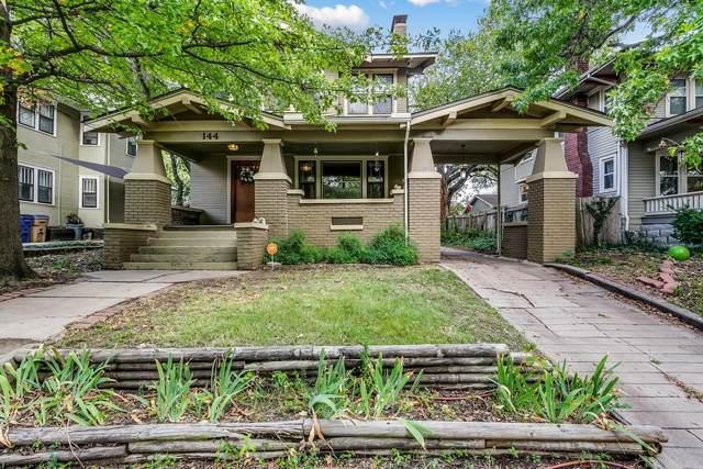 144 N Clifton Ave, Wichita, KS 67208 (MLS #603508) :: Keller Williams Hometown Partners
