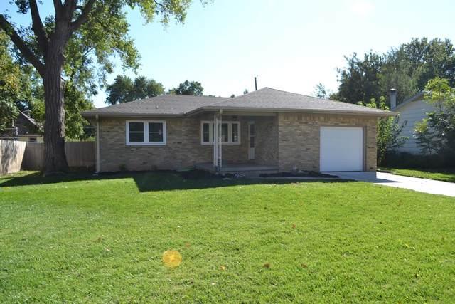 823 N Emerson Ave, Wichita, KS 67212 (MLS #603510) :: Keller Williams Hometown Partners