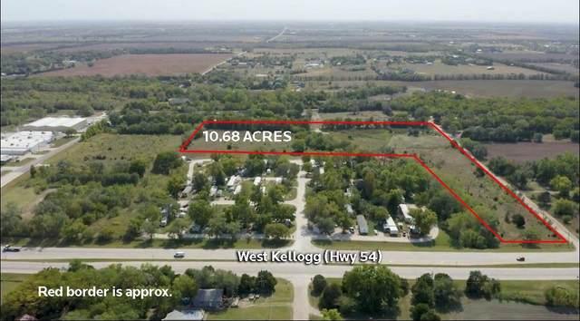 W Us 54 Hwy Lot 1, Goddard, KS 67052 (MLS #603511) :: Keller Williams Hometown Partners