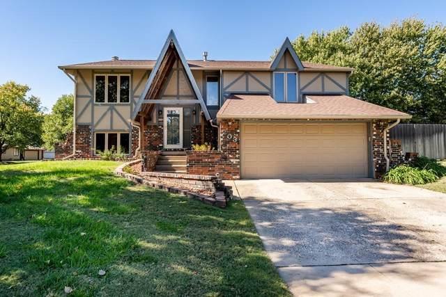 203 N Vantage View Cir, Wichita, KS 67212 (MLS #603512) :: Keller Williams Hometown Partners