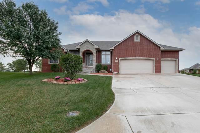 2118 S Triple Crown Ct, Wichita, KS 67230 (MLS #603519) :: Keller Williams Hometown Partners