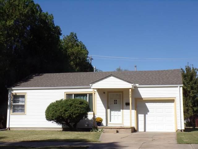 753 S Eastridge St, Wichita, KS 67207 (MLS #603520) :: Keller Williams Hometown Partners