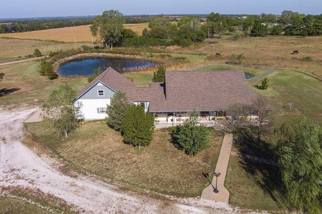 28430 115th Rd, Arkansas City, KS 67005 (MLS #603522) :: Kirk Short's Wichita Home Team
