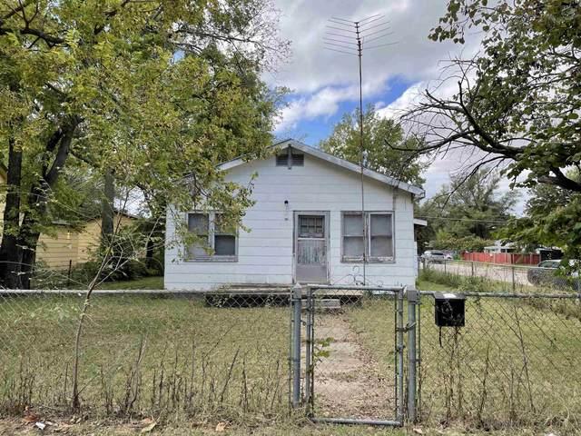 2101 Waco, Wichita, KS 67213 (MLS #603524) :: Keller Williams Hometown Partners