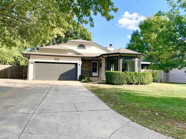 428 N Parkridge St, Wichita, KS 67212 (MLS #603526) :: Keller Williams Hometown Partners