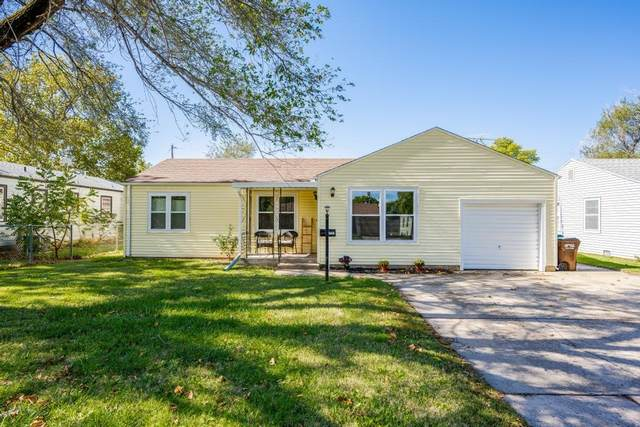 2751 S Oak St, Wichita, KS 67217 (MLS #603527) :: Keller Williams Hometown Partners
