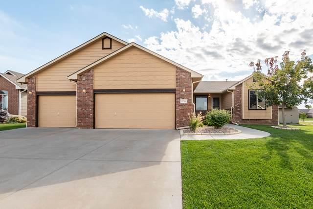 12706 W Grant Ct, Wichita, KS 67235 (MLS #603528) :: Keller Williams Hometown Partners