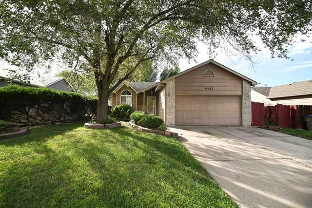 6523 N Tarrytown St, Wichita, KS 67219 (MLS #603529) :: Keller Williams Hometown Partners