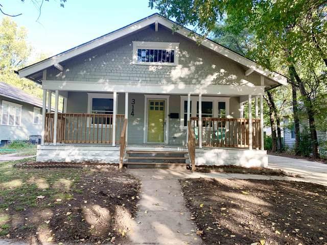 314 S Chautauqua Ave, Wichita, KS 67211 (MLS #603530) :: Keller Williams Hometown Partners