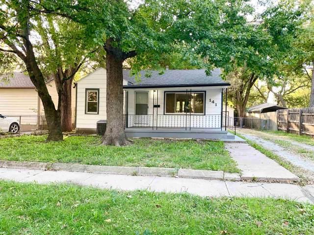 141 S Custer Ave, Wichita, KS 67213 (MLS #603531) :: Pinnacle Realty Group