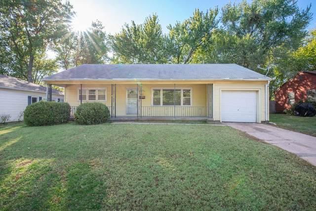2247 Elpyco St, Wichita, KS 67218 (MLS #603536) :: Pinnacle Realty Group