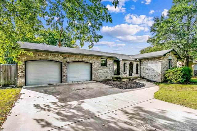 3 E Frontier, Rose Hill, KS 67133 (MLS #603539) :: Kirk Short's Wichita Home Team