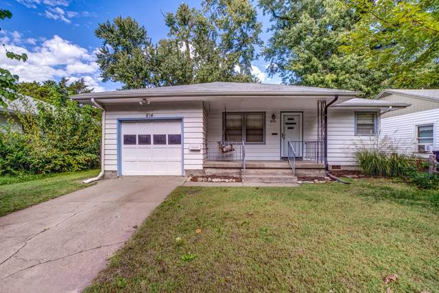 814 W 7th St, Newton, KS 67114 (MLS #603541) :: Pinnacle Realty Group