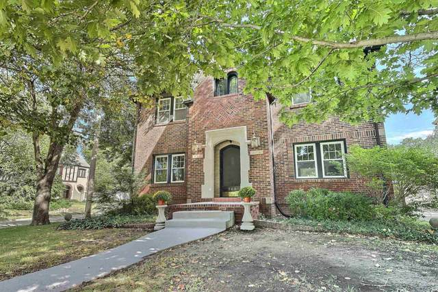 260 N Terrace Dr, Wichita, KS 67208 (MLS #603543) :: Pinnacle Realty Group