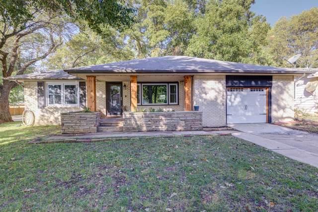 1219 Mound St, Winfield, KS 67156 (MLS #603548) :: Pinnacle Realty Group
