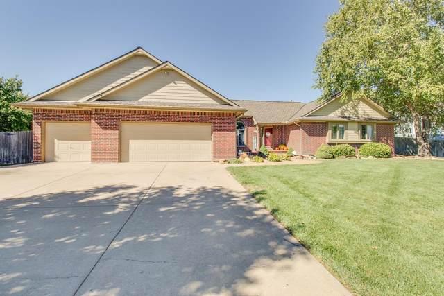 216 S Forestview Ct, Wichita, KS 67235 (MLS #603549) :: Pinnacle Realty Group