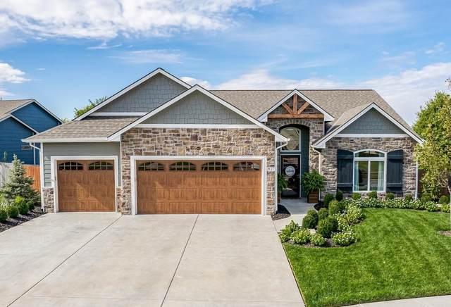 1427 S Arbor Meadows St, Derby, KS 67037 (MLS #603555) :: COSH Real Estate Services