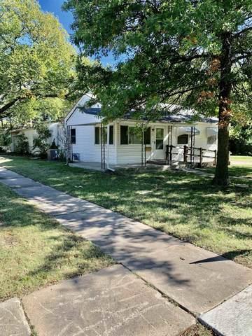 956 N Harding, Wichita, KS 67208 (MLS #603559) :: Graham Realtors
