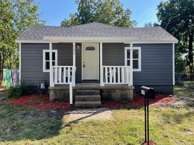 127 W Burnett, Wichita, KS 67204 (MLS #603573) :: Pinnacle Realty Group