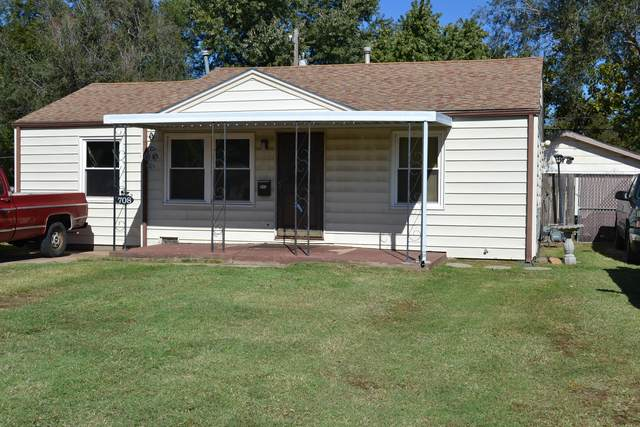 708 W 47th St S, Wichita, KS 67217 (MLS #603574) :: COSH Real Estate Services