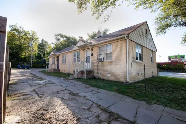 1428 N Hillside St 1432 N Hillside, Wichita, KS 67214 (MLS #603579) :: The Terrill Team