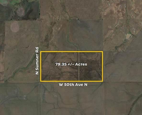 NE/c of N Sumner Rd And W 50th Ave N, Conway Springs, KS 67031 (MLS #603590) :: Matter Prop
