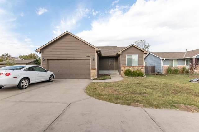 4525 S Ellis Ave, Wichita, KS 67216 (MLS #603597) :: COSH Real Estate Services
