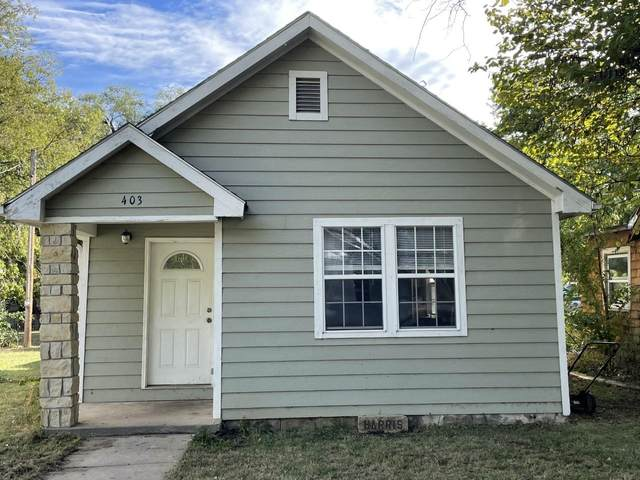 403 Gilruth Ave, Winfield, KS 67156 (MLS #603598) :: Pinnacle Realty Group