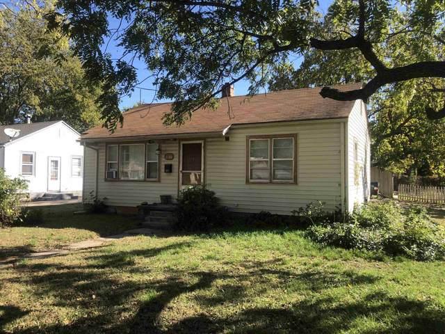 2266 S Ellis St, Wichita, KS 67211 (MLS #603599) :: COSH Real Estate Services