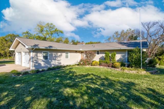 11440 S 116th St E, Mulvane, KS 67110 (MLS #603606) :: COSH Real Estate Services