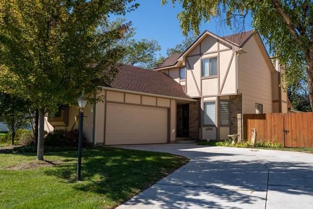6704 E Pepperwood Ct., Wichita, KS 67226 (MLS #603612) :: COSH Real Estate Services