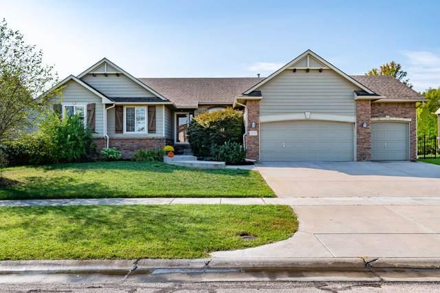 12511 E Zimmerly St, Wichita, KS 67207 (MLS #603615) :: The Boulevard Group