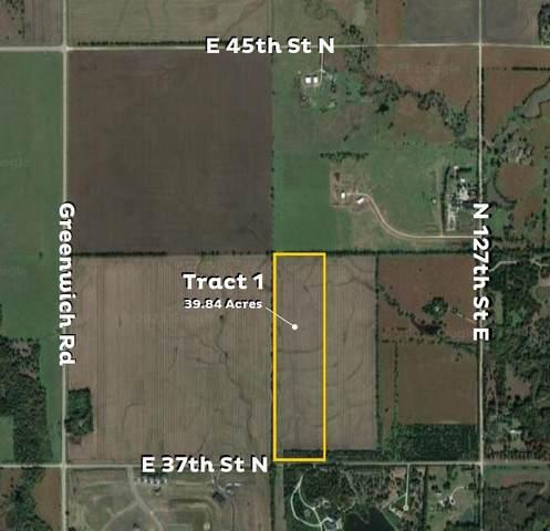 East of N Greenwich Rd And E 37th St N - Tract 1, Wichita, KS 67228 (MLS #603617) :: Pinnacle Realty Group