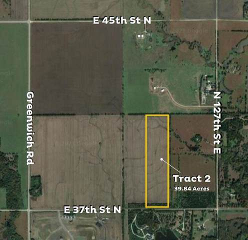 East of N Greenwich Rd And E 37th St N - Tract 2, Wichita, KS 67228 (MLS #603618) :: Pinnacle Realty Group