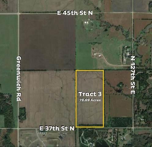 East of N Greenwich Rd And E 37th St N - Tract 3, Wichita, KS 67228 (MLS #603619) :: Pinnacle Realty Group