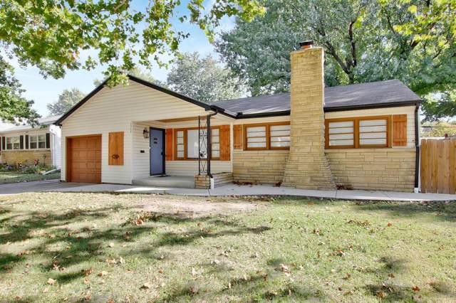 2308 S Pershing St, Wichita, KS 67218 (MLS #603634) :: Kirk Short's Wichita Home Team