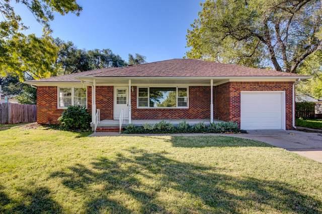 211 SE 12th, Newton, KS 67114 (MLS #603656) :: Kirk Short's Wichita Home Team