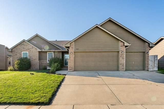 13609 W Lost Creek St, Wichita, KS 67235 (MLS #603657) :: Graham Realtors